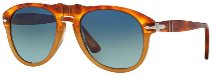 Persol 649 Series Resina E Sale Medium PO0649 1025/S3 54-20