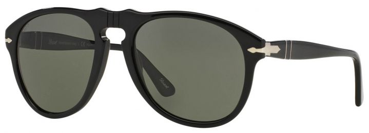 Solaires Persol 649 Series Noir Small PO0649 95/58 52-20