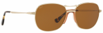 Persol 649 Series Or Métal PO2449S 1076/33 56-17