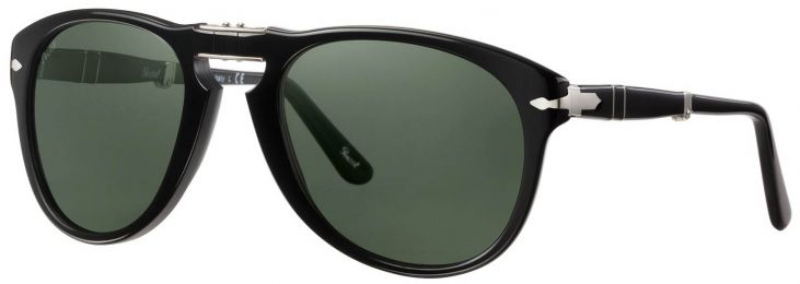 Solaires Persol 714 Series Noir Small PO0714 95/31 52-21