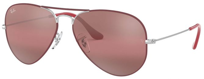 Ray-Ban Aviator Mirror Medium RB3025 9155/AI 58-14