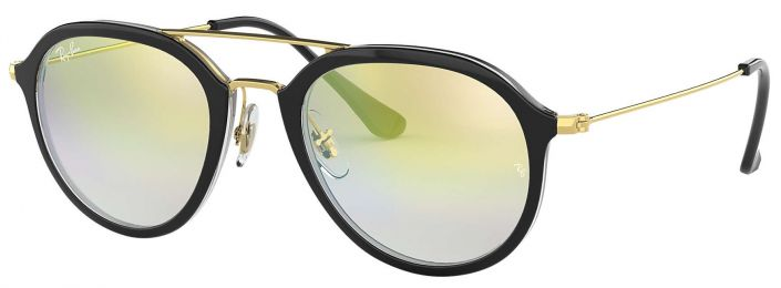 Ray-Ban Autres modèles Highstreet Small RB4253 6052/Y0 50-21
