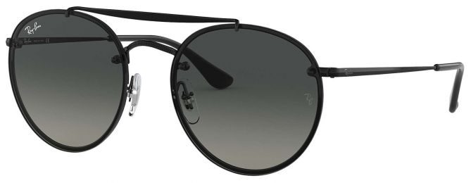 Ray-Ban Double Bridge Blaze Round RB3614N 148/11 54-18