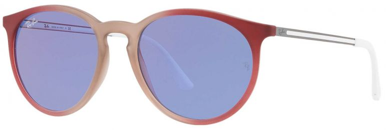 Ray-Ban Erika Marron clair RB4274 6366/D1 53-18