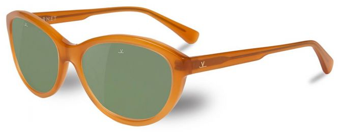 Solaires Vuarnet Lifestyle District Cat Eye VL1203 0007 1121 56-18