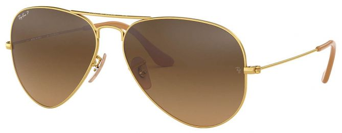 Solaires Ray-Ban Aviator Gradient RB3025 112/M2 58-14