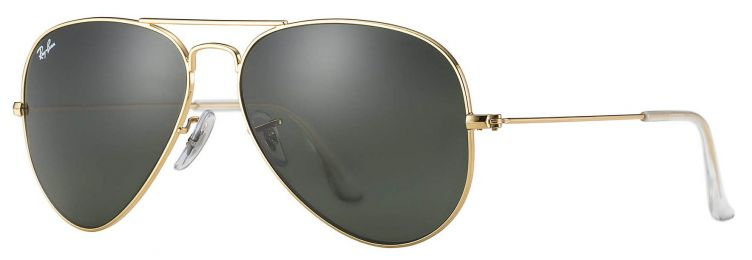 Solaires Ray-Ban Aviator Classic X-Small RB3025 L0207 52-14