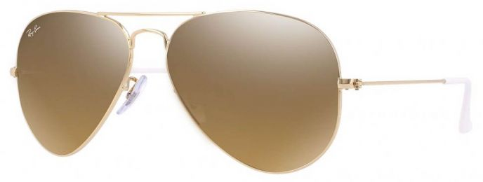 Solaires Ray-Ban Aviator Classic Large RB3025 001/3K 62-14
