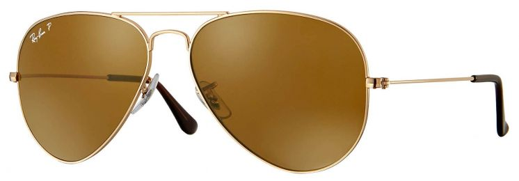 Solaires Ray-Ban Aviator Classic Large RB3025 001/57 62-14