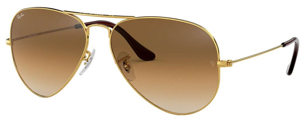 50db08bfe1 Lunettes de soleil Ray-Ban Aviator Classic Small RB3025 001 51 55-14 ...