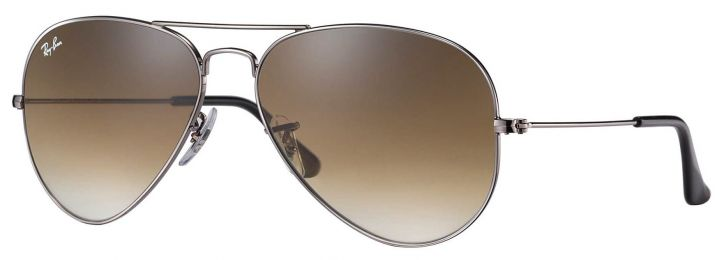 Solaires Ray-Ban Aviator Classic Medium RB3025 004/51 58-14