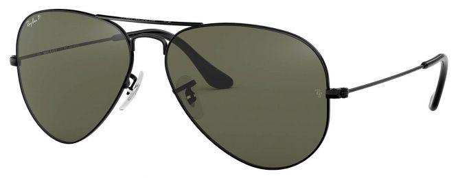 Solaires Ray-Ban Aviator Classic Small RB3025 002/58 55-14