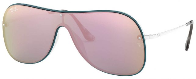 Solaires Ray-Ban Aviator Blaze RB4311-N 6362/4Z 63-18