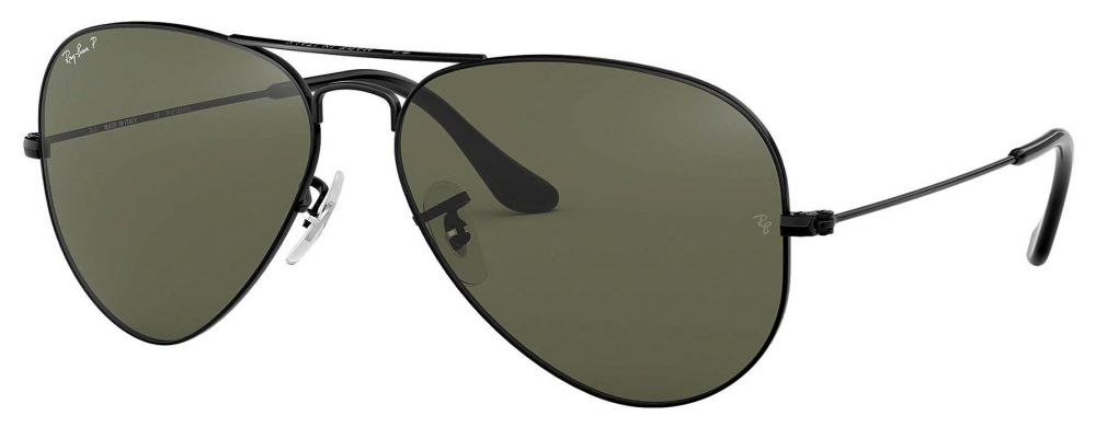 1731e6b92ce22 Lunettes de soleil Ray-Ban Aviator Classic Large RB3025 002 58 62-14 ...