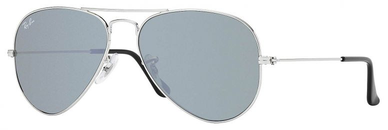 Solaires Ray-Ban Aviator Mirror Small RB3025 W3275 55-14