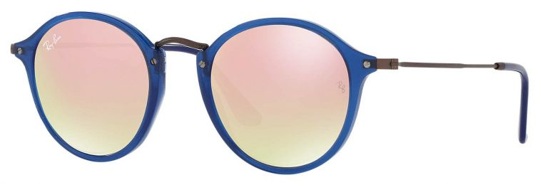 Solaires Ray-Ban Autres modèles Flat Lenses RB2447N 6254/7O 49-21