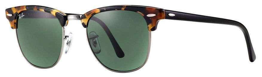 Ray-Ban Clubmaster Fleck Medium RB3016 1157 51-21