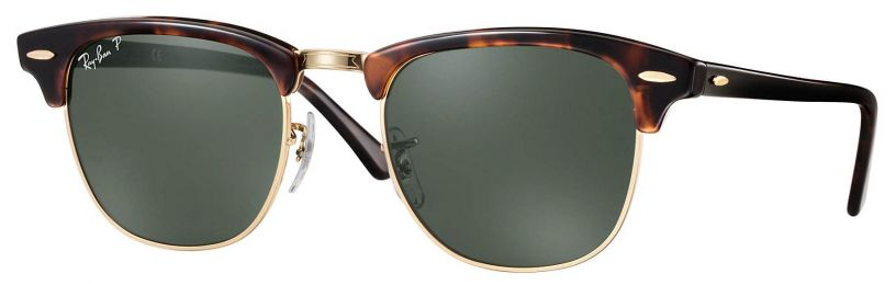 Ray-Ban Clubmaster Classic Medium RB3016 990/58 51-21