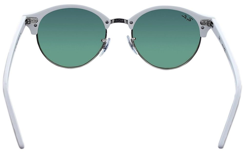 ... Solaires Ray-Ban Clubmaster Clubround Flash Lenses RB4246 988 2X 51-19 c38229b63588