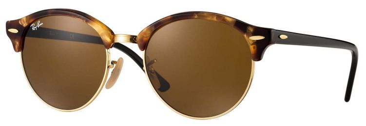 Solaires Ray-Ban Clubmaster Classic RB4246 1160 51-19