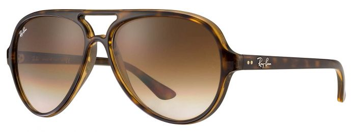 Ray-Ban Aviator Cats 5000 Classic RB4125 710/51 59-13